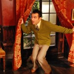 ROLE: Christopher Wren //  PRODUCTION: The Mousetrap  //  LOCATION: Millbrook Playhouse (Mill Hall, PA)