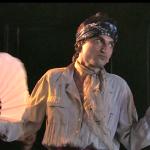 ROLE: Nurse // PRODUCTION: Romeo & Juliet // LOCATION: Flea Theatre (New York, NY)
