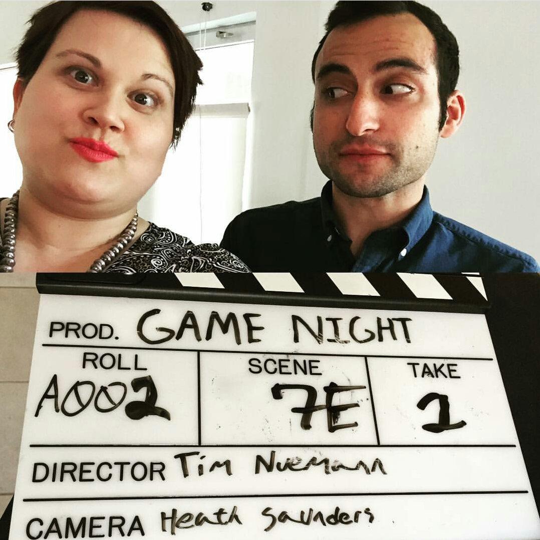 On set photo: Brett Epstein as Ralph in GAME NIGHT.